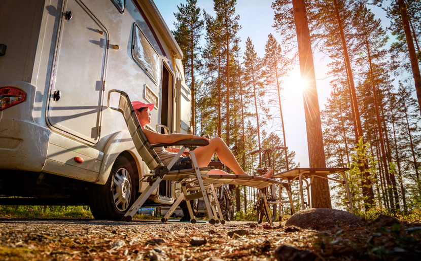 Putting Comfort in RV Camping
