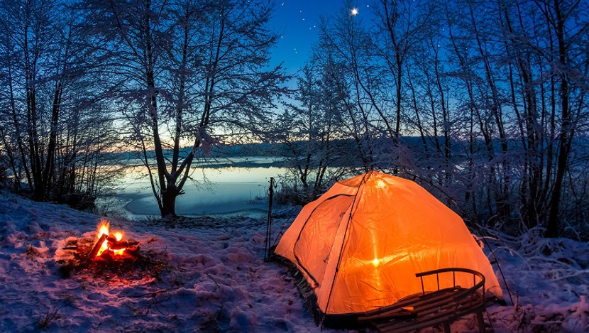 Follow These Winter Camping Tips Before You Brave the Arctic Tundra