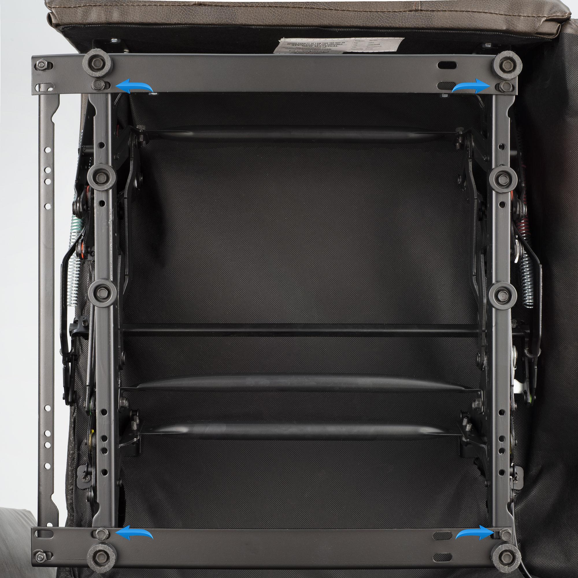 RV Furniture Alignment