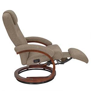Euro Chair Recline Position 1