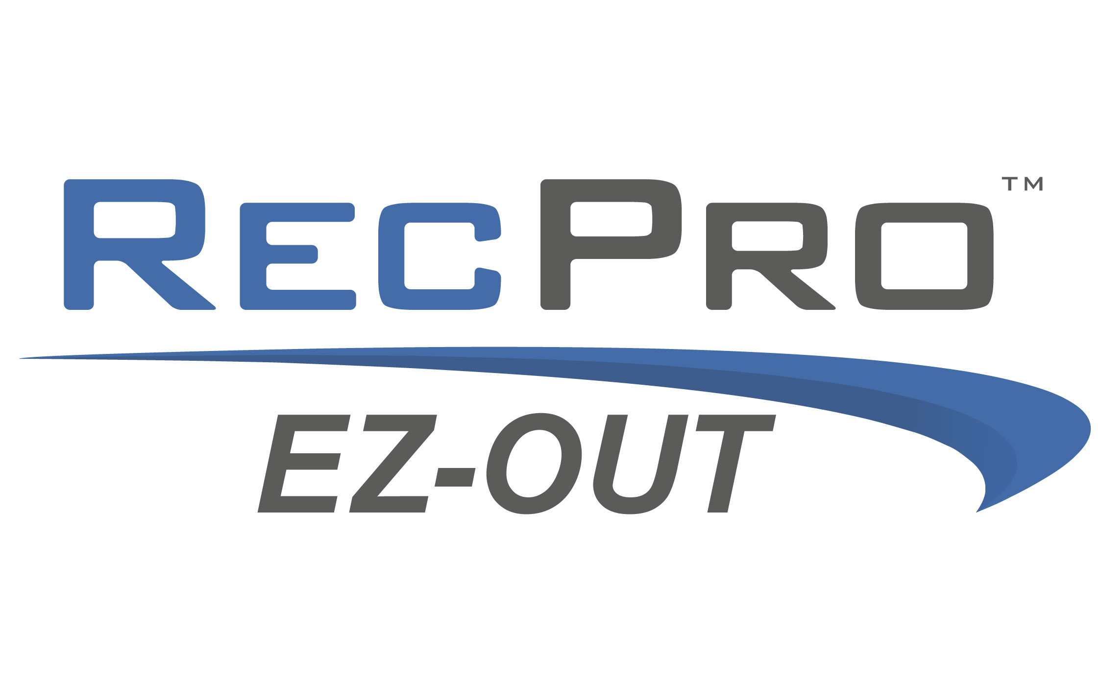 RecPro's EZ-OUT Trifold