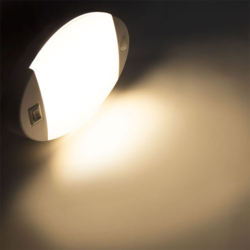 Motion Activated Light - ON