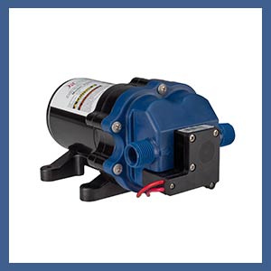 PDSI Water Pump