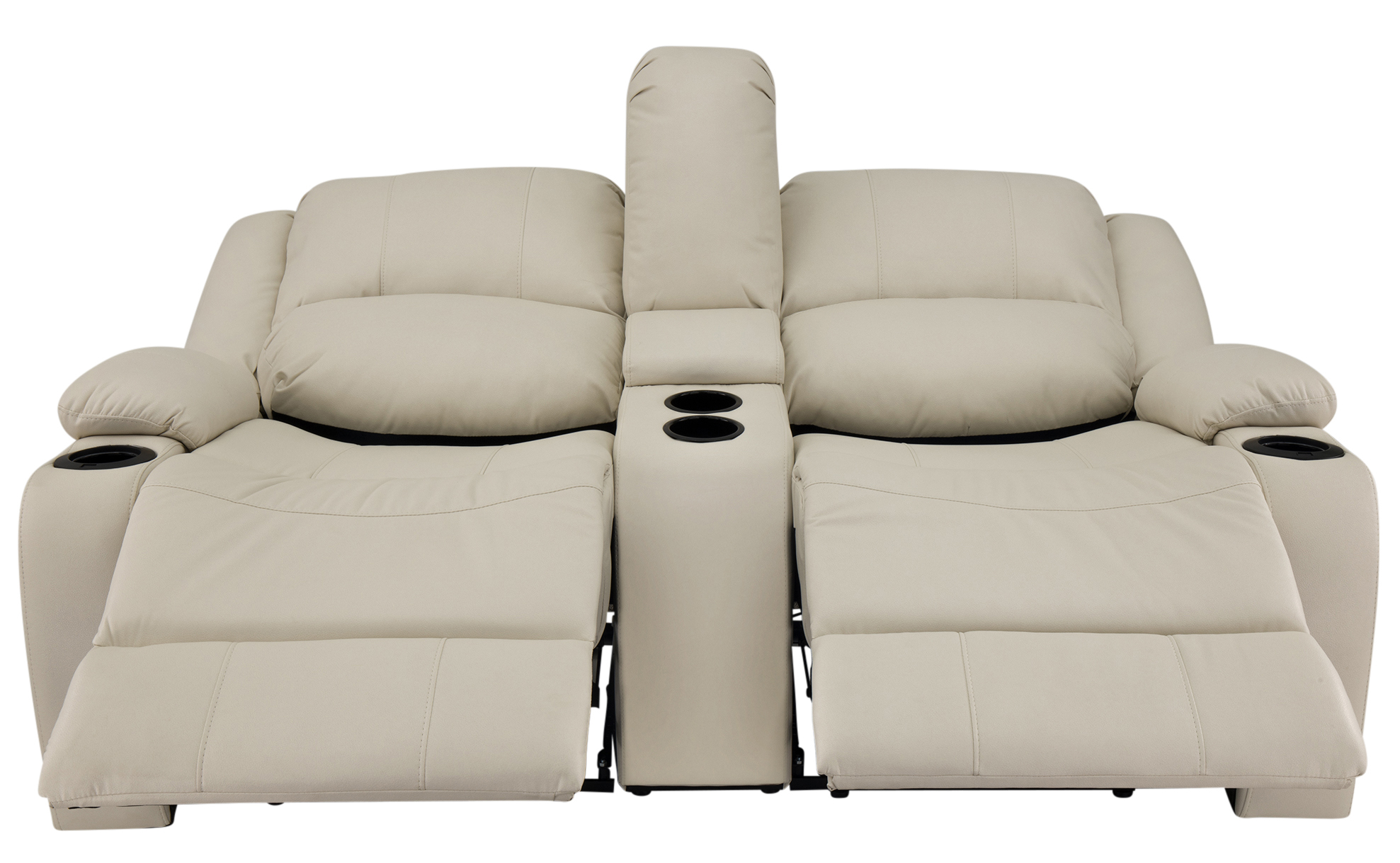 Charles 67 RV Recliner Sofa with Console
