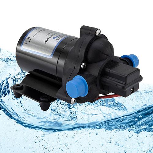 3 Chamber Water Pump
