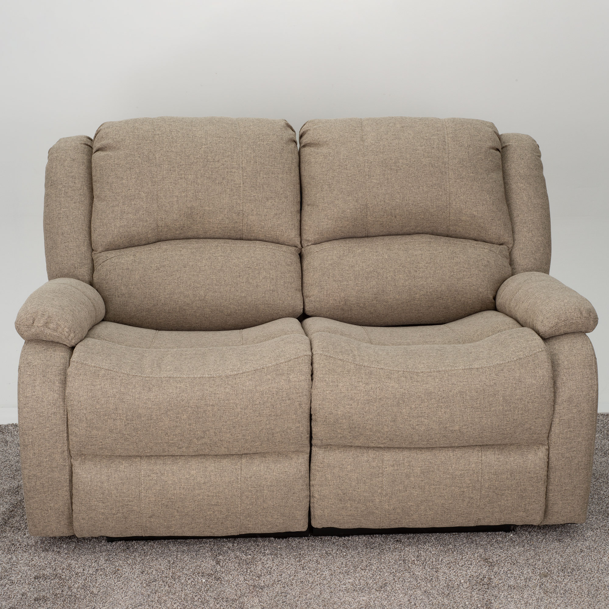 RV Double Recliner in Cloth