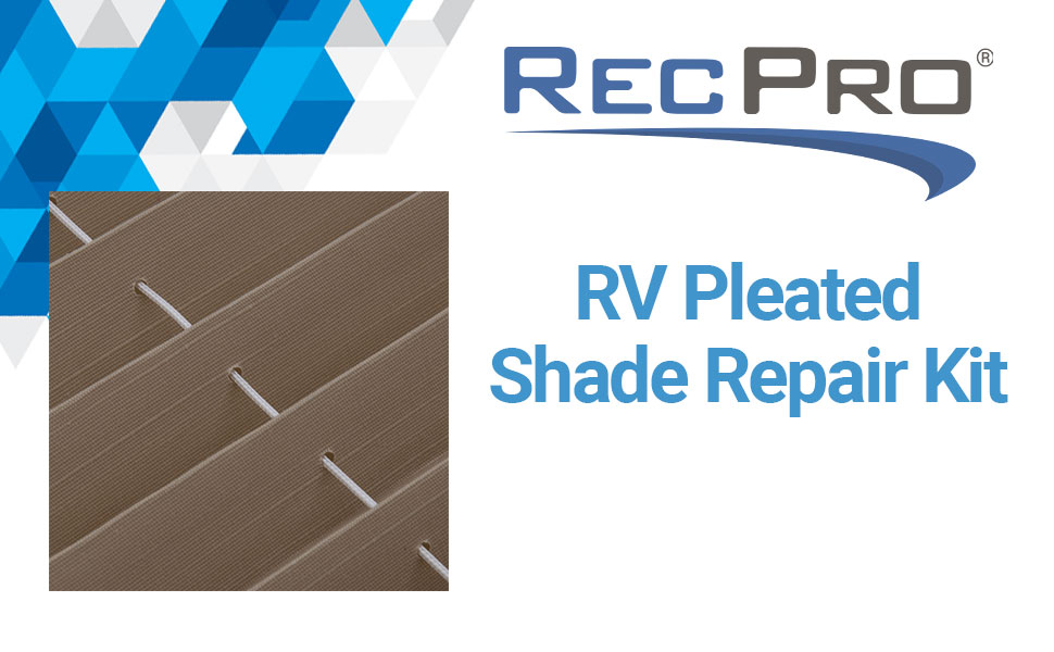 RV Shade Repair