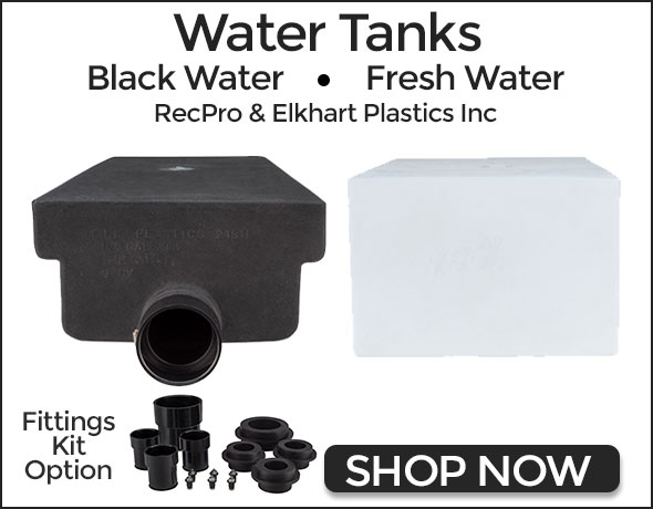 rv water tanks