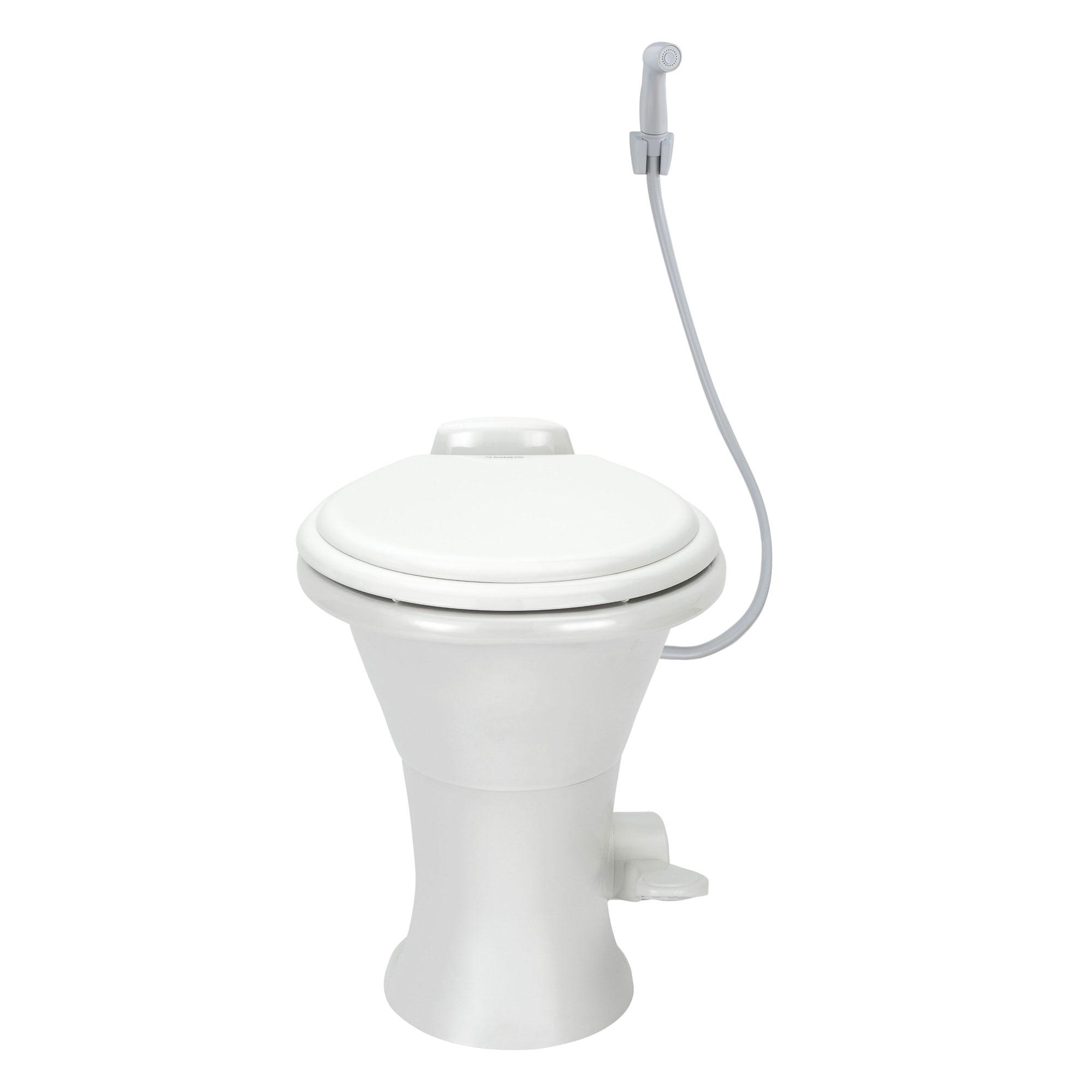 Ceramic Rv Toilet Standard 18 Height Recpro