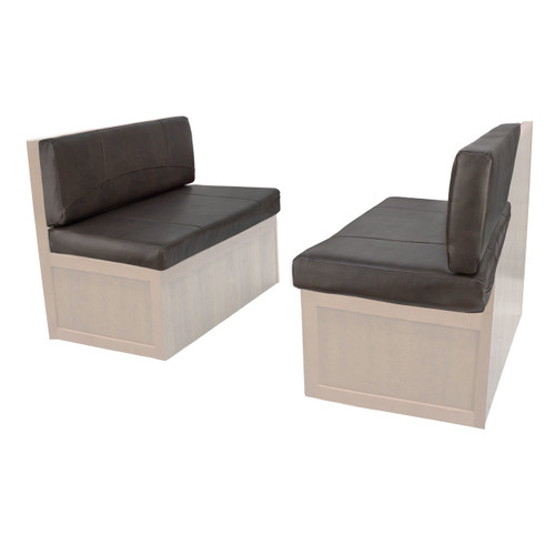 Recpro Charles Rv Dinette Booth Cushions With Memory Foam