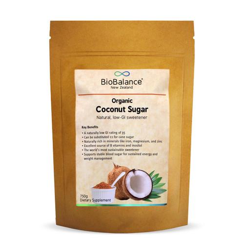 BioBalance Certified Organic Coconut Sugar