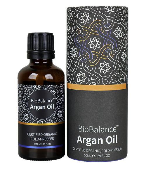 BioBalance Certified Organic Argan Oil
