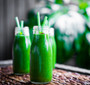 Spirulina smoothie