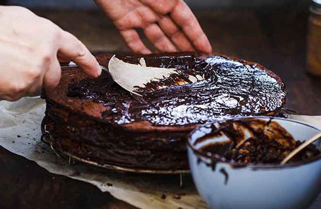 BioBalance Birthday Cake