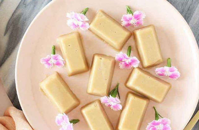 Be Good Organics' Russian Fudge