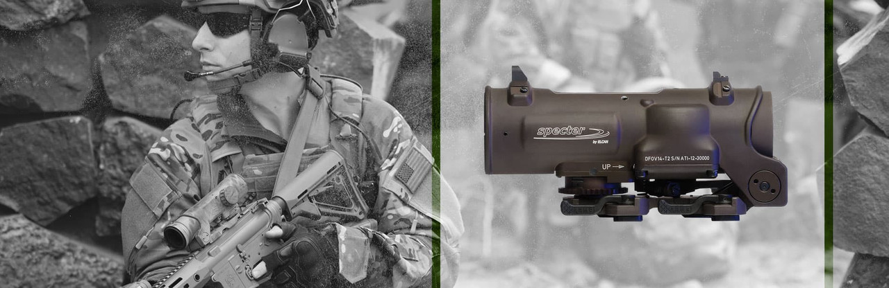 Rifle Optic Scope