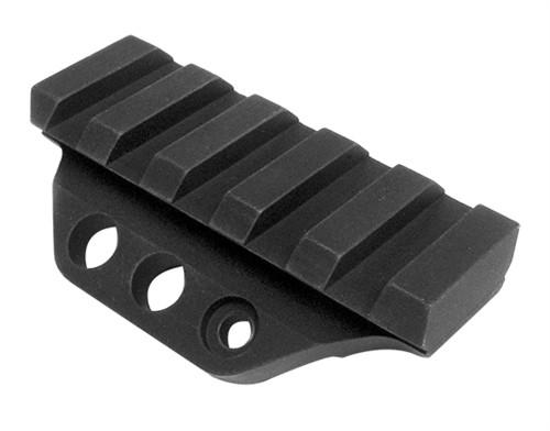 Auxiliary Picatinny Rail mount kit (black)