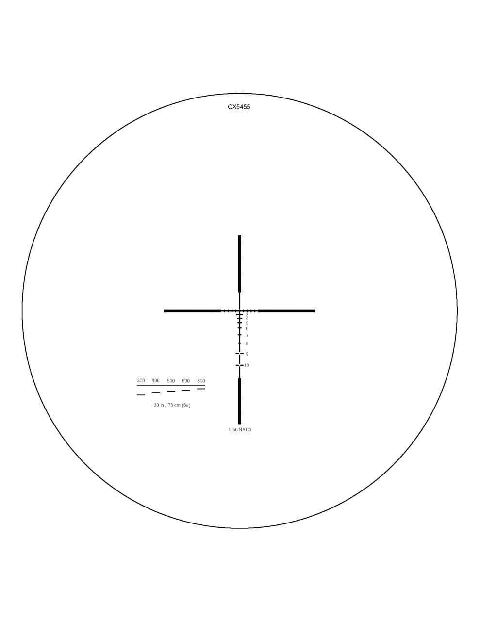 scope reticle icon