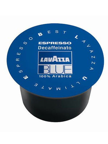 LavAzza BLUE Decaf Espresso 100 Pack