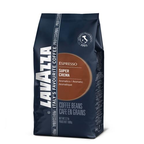 LavAzza Super Crema Espresso Beans 6/1kg