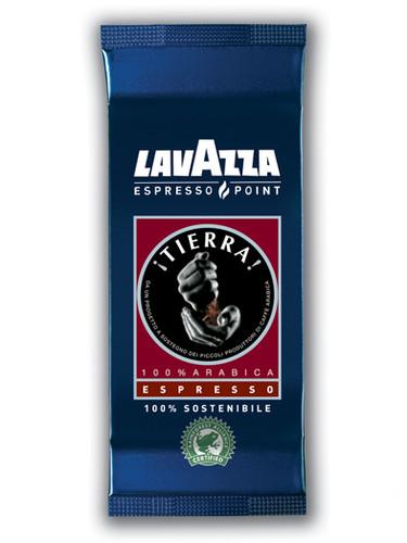 Damaged LavAzza Tierra Espresso 100 Pack