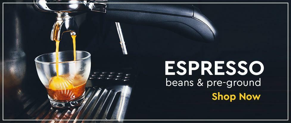 Ground Espresso & Beans