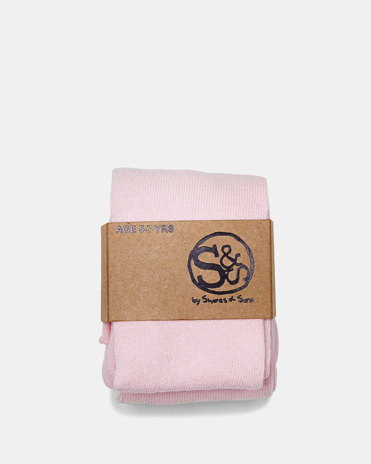 Shoes & Sox Girls COTTON TIGHTS Pink