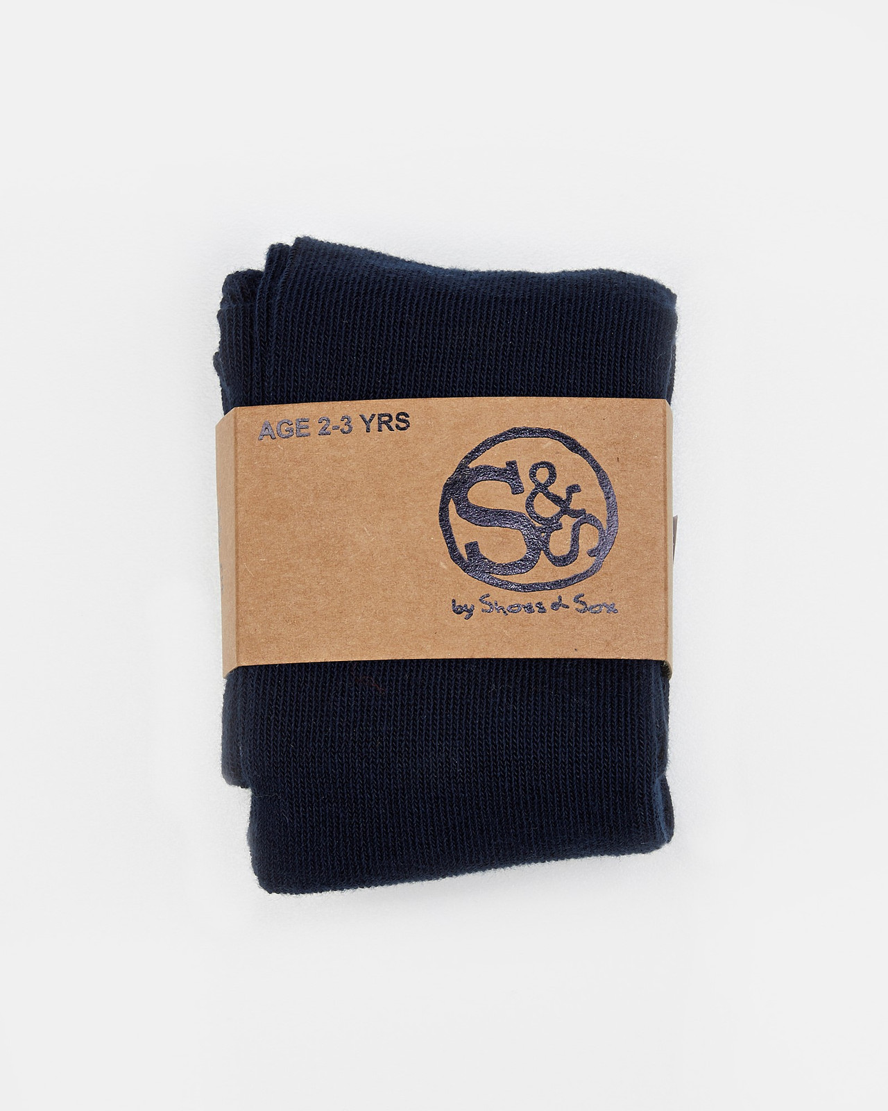 Shoes & Sox Girls COTTON TIGHTS Navy