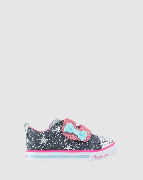 Shoes and Sox Tt Stars The Limit Inf Denim Multi