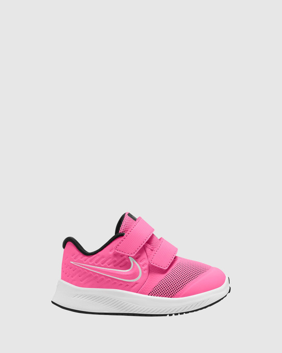 Shoes and Sox Star Runner 2 Inf G Pink Glow/Photon Dust