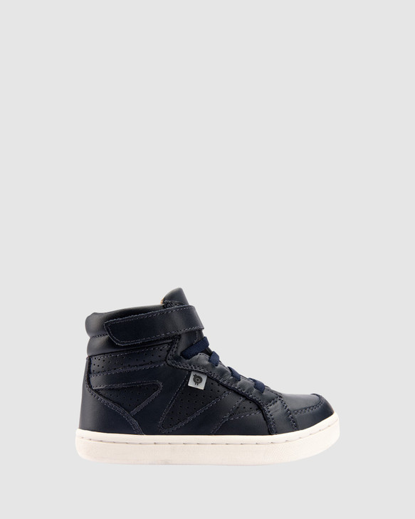 Shoes and Sox Urban Starter Shoe B Navy/White