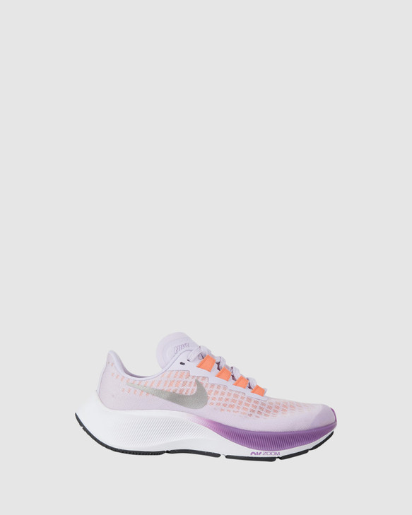 Shoes and Sox Air Zoom Pegasus 37 Gs G Violet Frost/Pewter