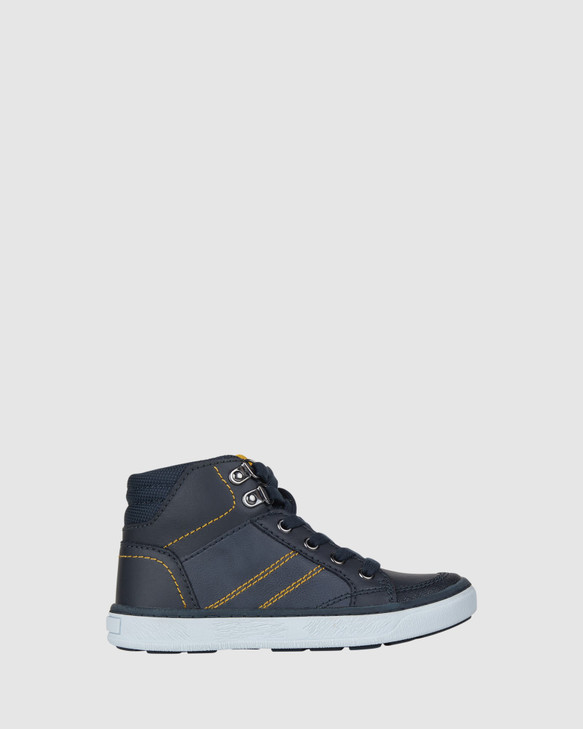 Shoes and Sox Gabriel Boot Navy