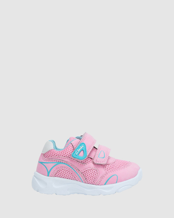 Shoes and Sox Opal Pink/Mint