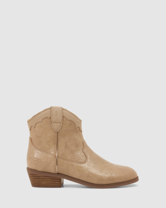 Shoes and Sox Larissa Boot Sand