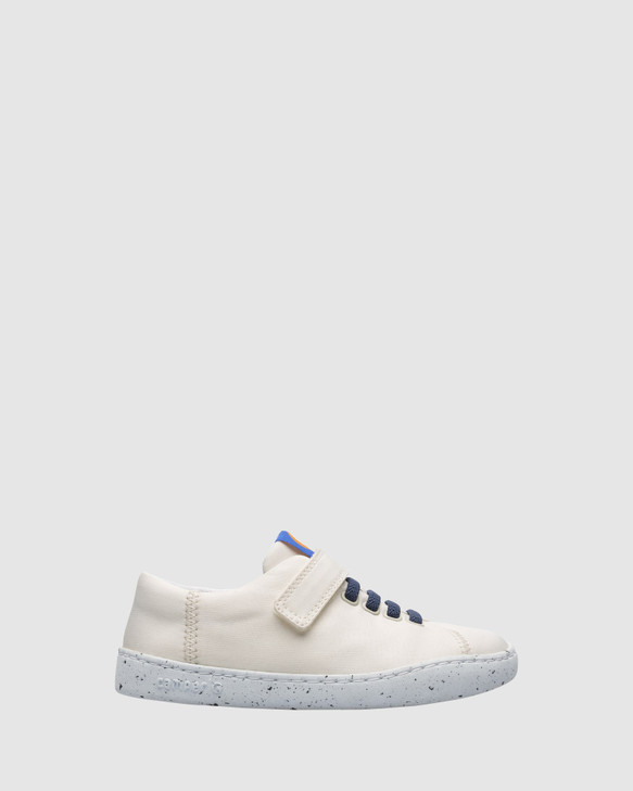 Shoes and Sox Peu Touring Sneaker B Yth Off White