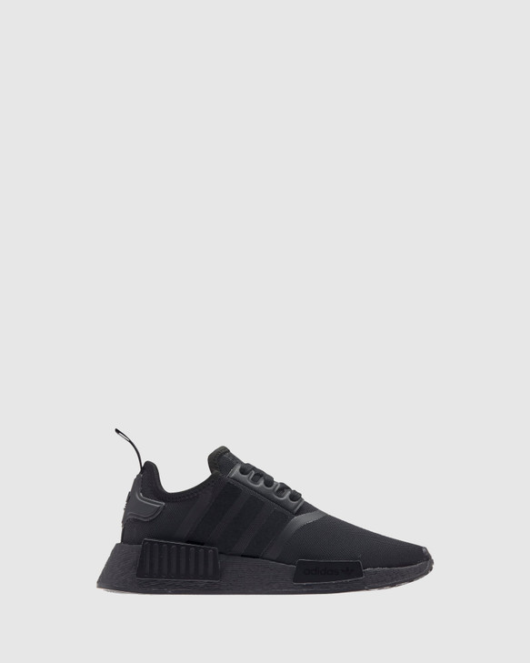 Shoes and Sox Nmd R1 Blk Gs B Black/Black