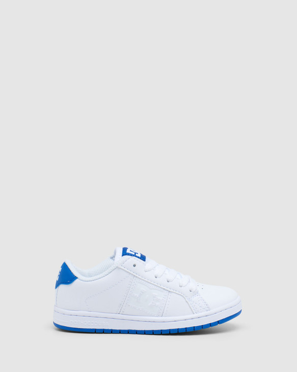 Shoes and Sox Striker White/Blue