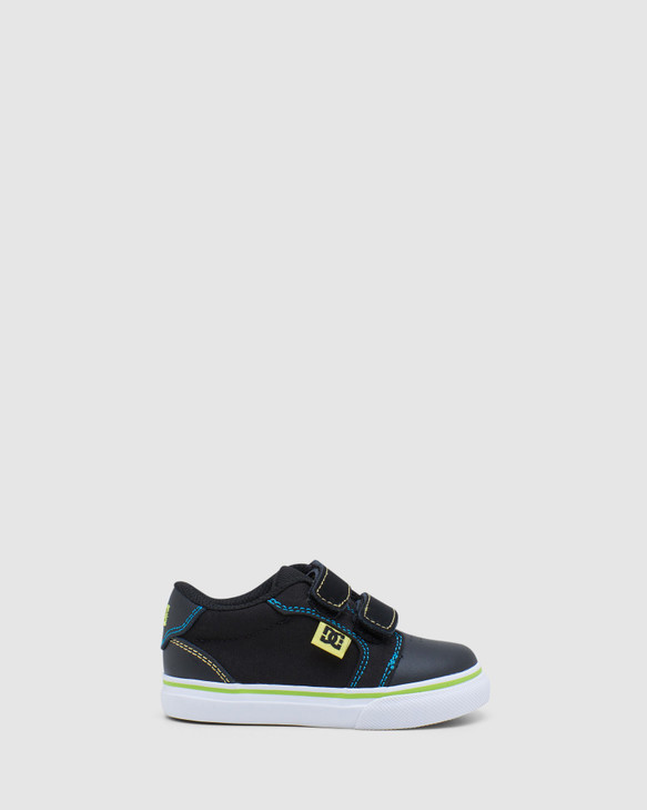 Shoes and Sox Anvil V Inf Black/Green