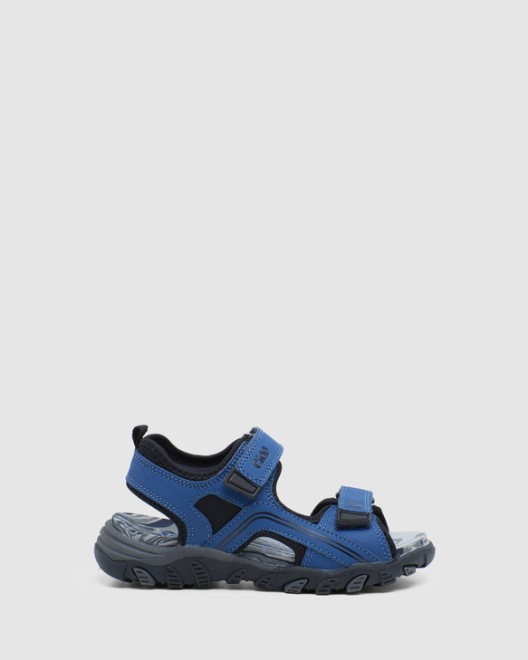 Shoes and Sox Howie Blue/Black