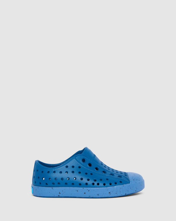 Shoes and Sox Jefferson Bloom B Inf Trench Blue
