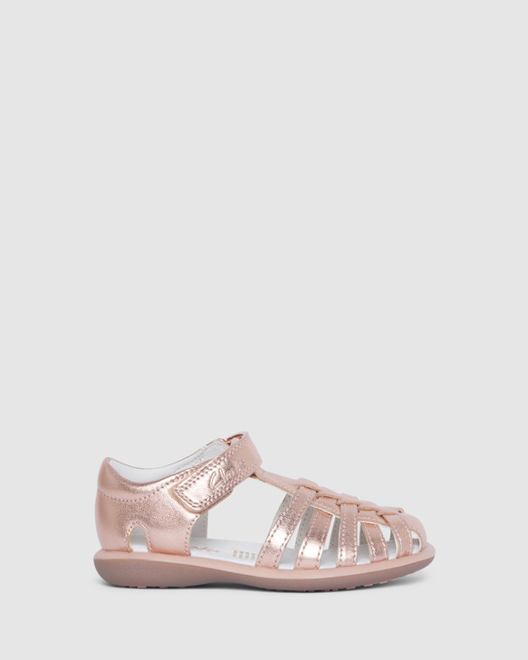 Shoes and Sox Phoebe Rose Gold Ii