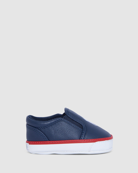 Shoes and Sox Bal Harbour Iii B Navy/White
