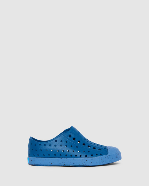 Shoes and Sox Jefferson Bloom B Yth Trench Blue