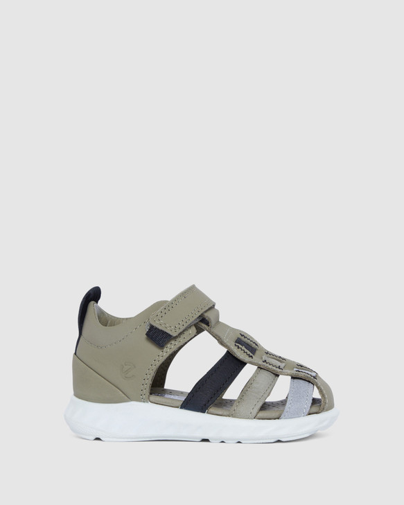 Shoes and Sox Sp 1 Lite Sandal Cage B Vetiver