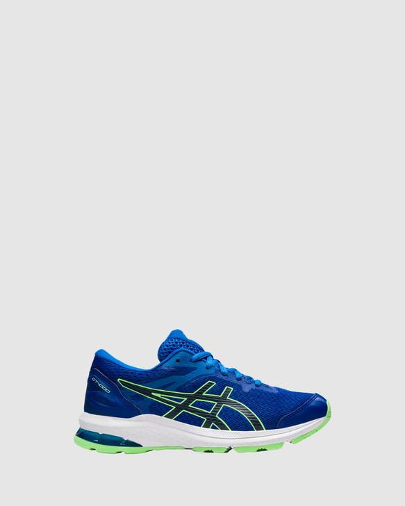 Shoes and Sox Gt-1000 10 Gs B Asics Blue/French Blue