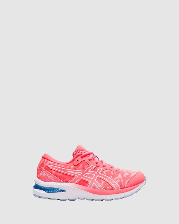 Shoes and Sox Gel-Cumulus 23 Gs G Blazing Coral/White