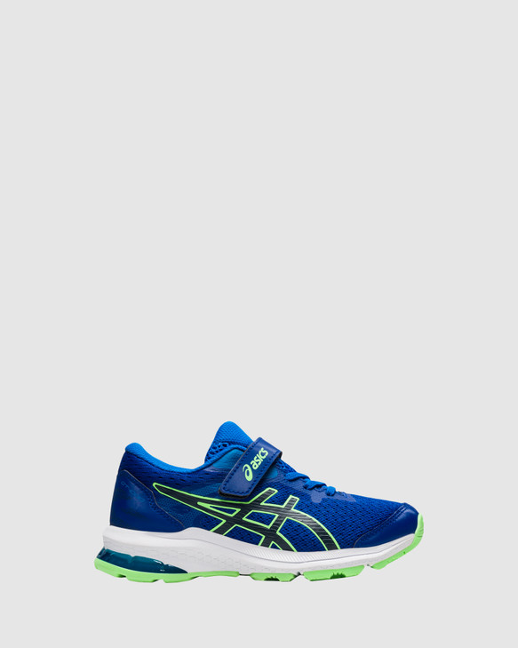 Shoes and Sox Gt-1000 10 Ps B Asics Blue/French Blue