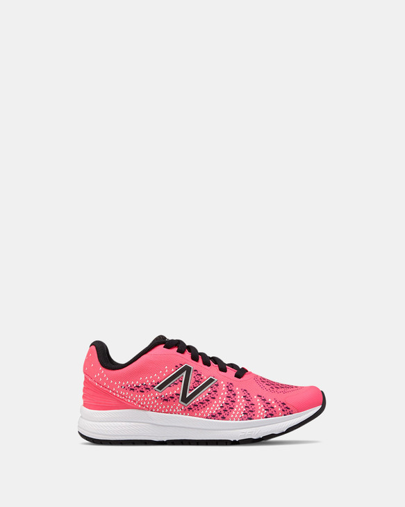 Shoes and Sox Rush Laces Gs G Pink/Black