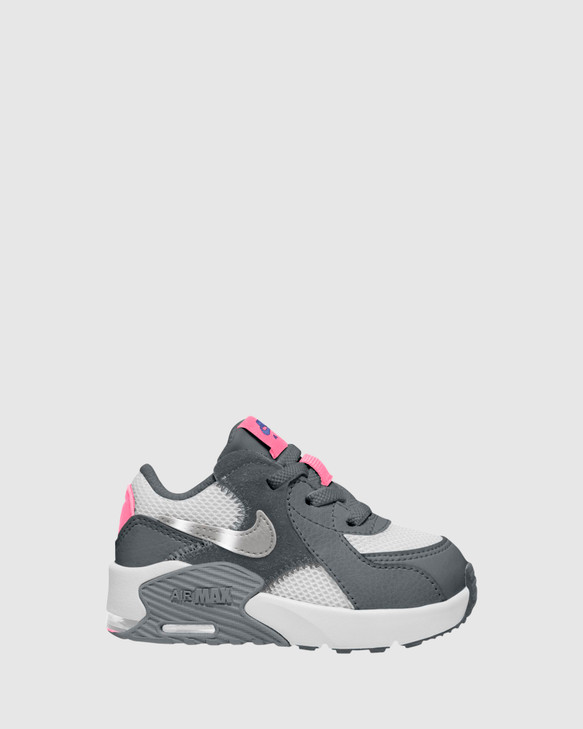 Shoes and Sox Air Max Excee Inf G Smoke Grey/Silver/White